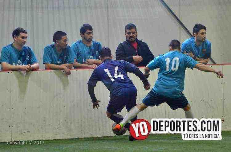 Deportivo La Pena-Tlachis-Liga 5 de Mayo soccer league
