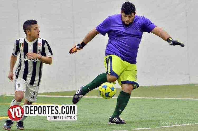 Gladiadores-Juventus-Liga Latinoamericana-Hugo Soto