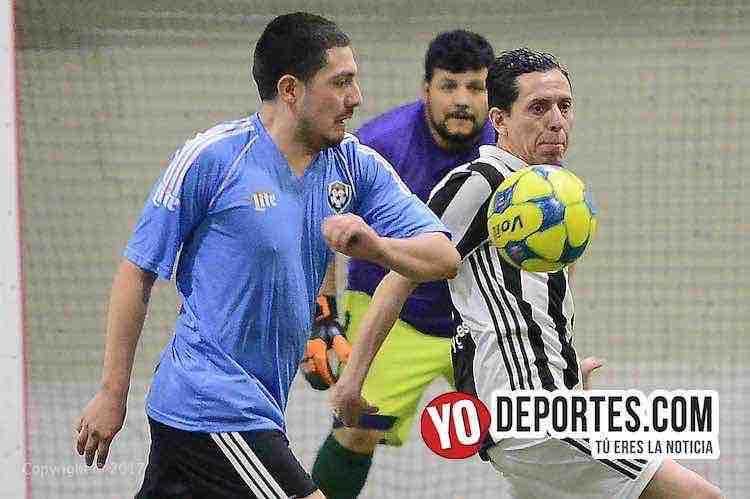 Gladiadores-Juventus-Liga Latinoamericana-futbol indoor