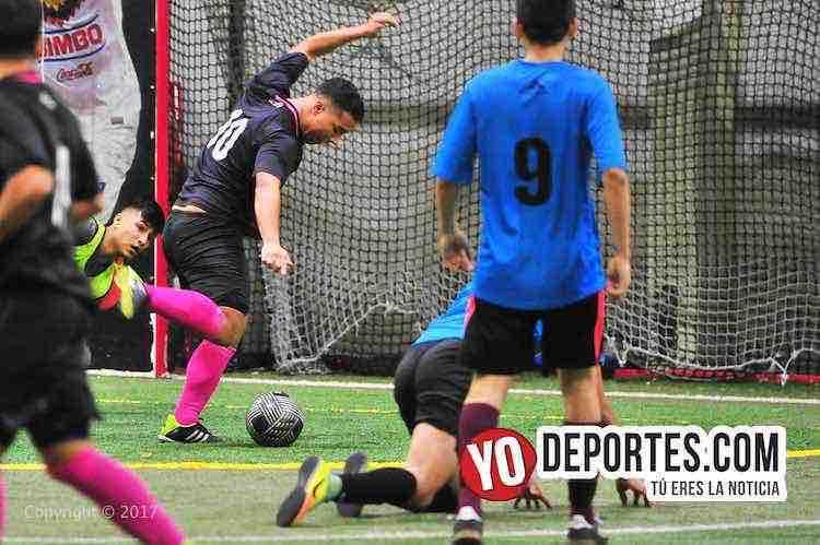 Red Fire-Dynamic FC-Liga Latinoamericana-champions