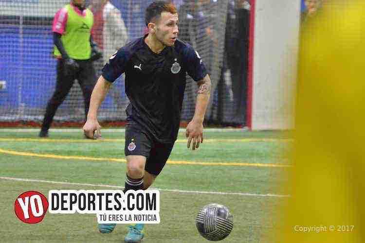 San Antonio Champions-Real Morelia-Liga Latinoamericana-Jose Garciua Messi