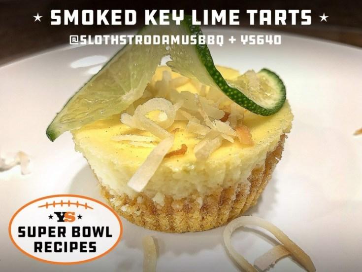 key lime pie smoker recipe