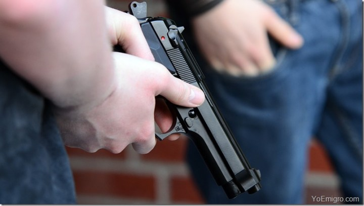 muerte-atraco-pistola-venezuela