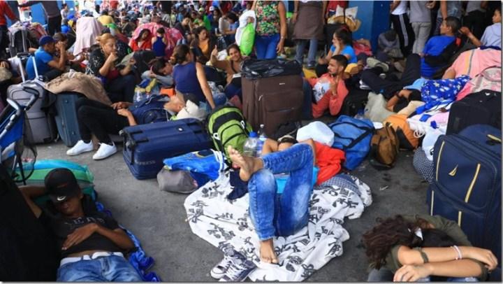venezolanos-crisis-migratoria