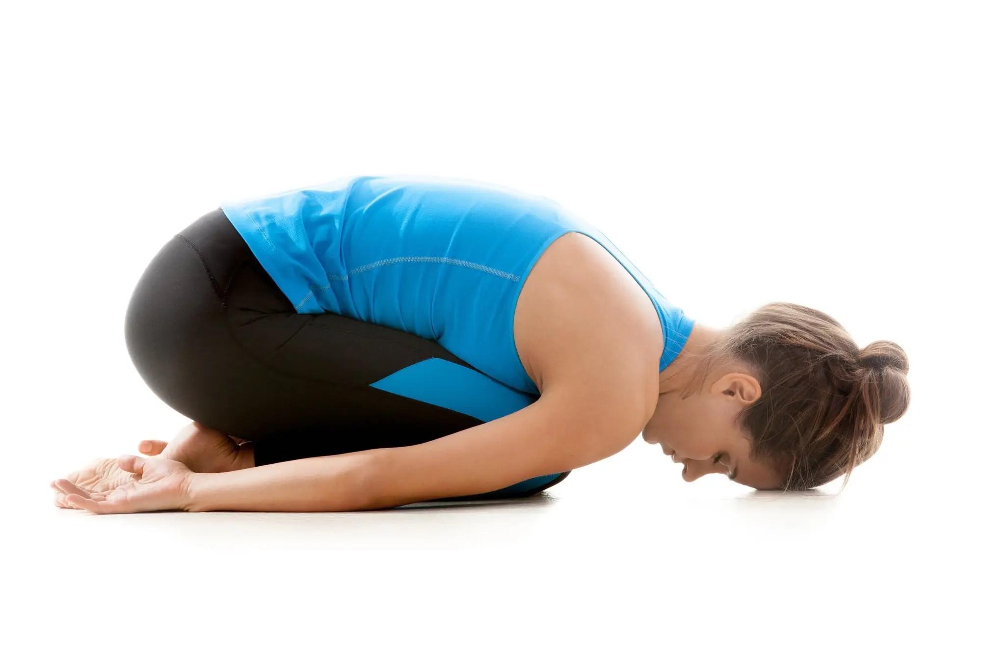 8 Restorative Yoga Poses Post Thanksgiving