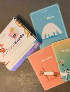 Miniyogi Cards - Yoga-Nest boutique - e-shop - Yoga for kids