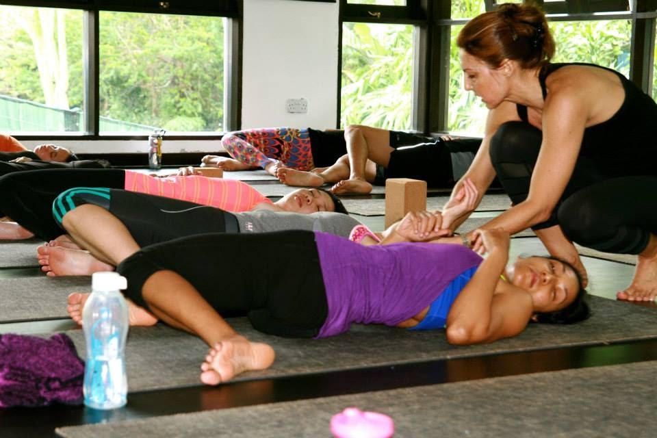 Votre atelier yoga - Genève - Yoga-Nest vous propose des cours de yoga ainsi que des ateliers yoga adaptés pour vous - Yoga workshop