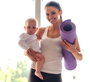 Mama Baby Yoga mit Rückbildung @ Yoga Sommerchnee