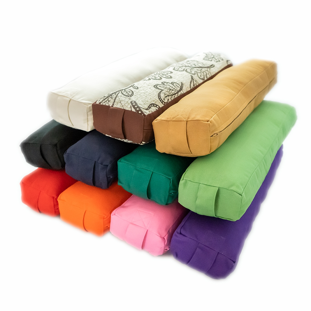 best yoga bolsters yoga pillows and
