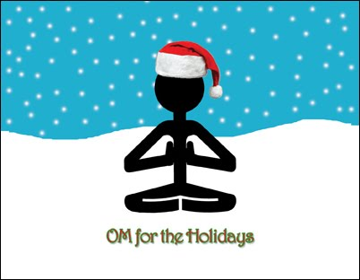 Image result for happy holiday yoga