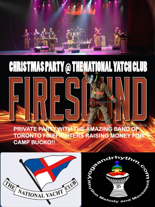 FIRESOUND AT THE NATIONAL YACHT CLUB