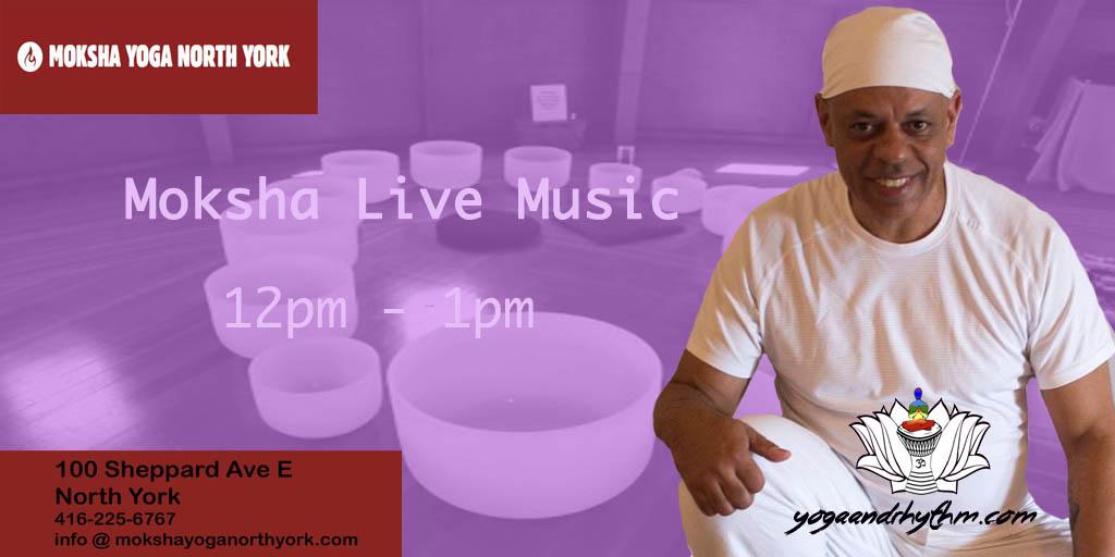 Moksha Yoga North York Jan 23/18 12pm