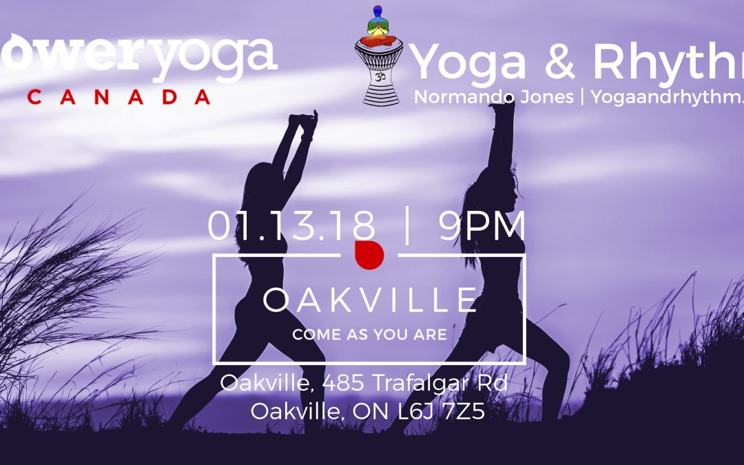 Power Yoga Canada Oakville