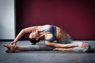 healing yoga practice