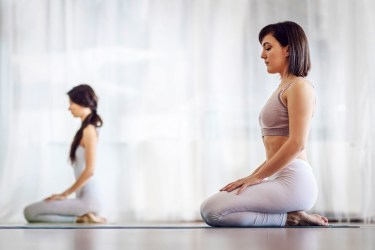 Yoga for good posture