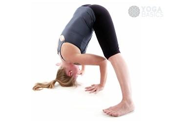 Wide-Legged Forward Bend / Prasarita Padottanasana