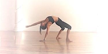 yoga time-lapse video