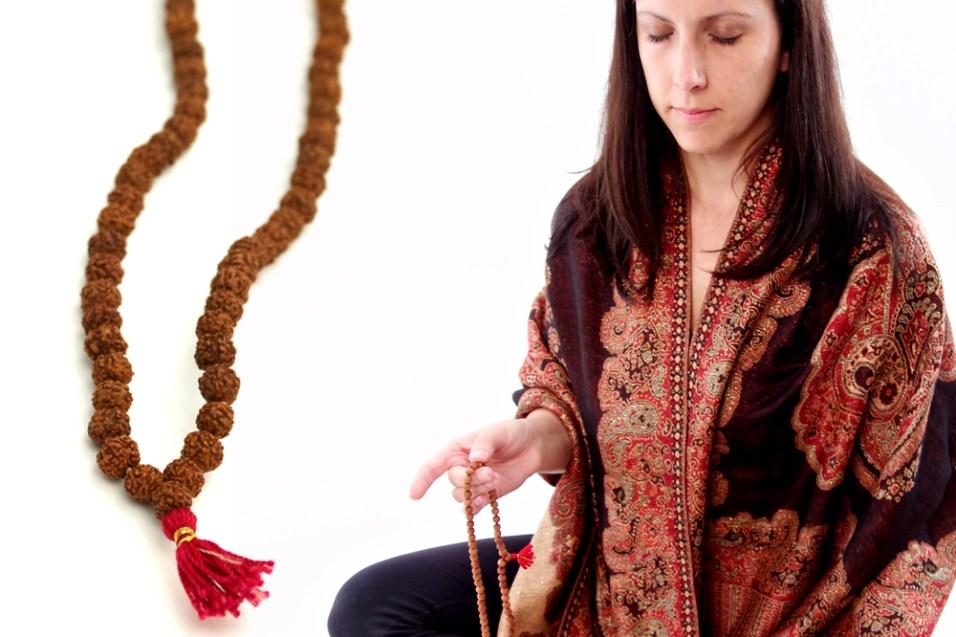 mala bead meditation