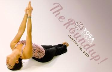 Yoga Basics Link Roundup