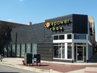 CorePower Yoga franchise