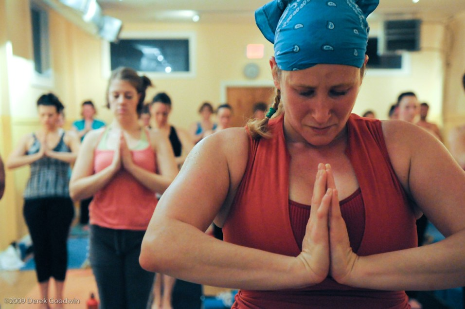 Do you Behave Badly in Yoga Class?