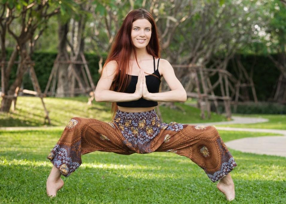 Thai Hippy Pants