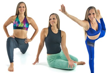 Yoga Tops and Yoga Sports Bras