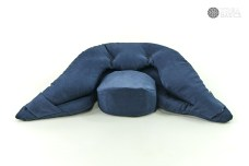 Meditation Crescent Cushion by Moonleap