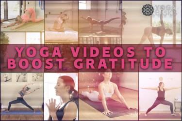 Gratitude Yoga Videos