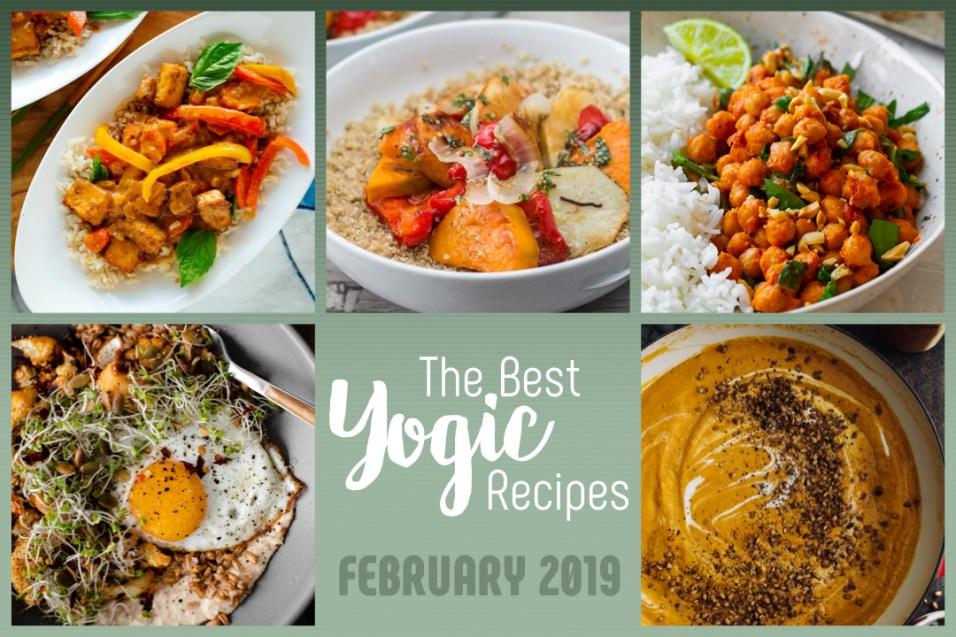 yoga recipes