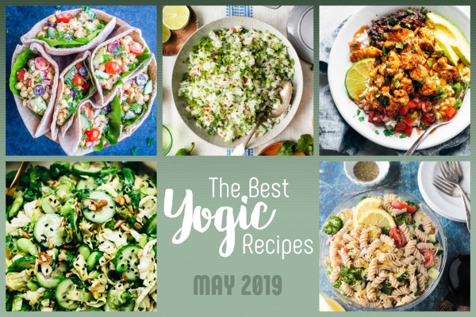 The Best Yogic Recipes for May 2019