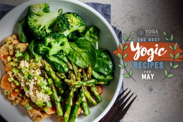 The Best Yogic Recipes for May