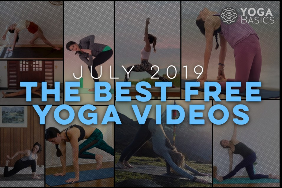 Free Whole-Body Yoga Videos July 2019