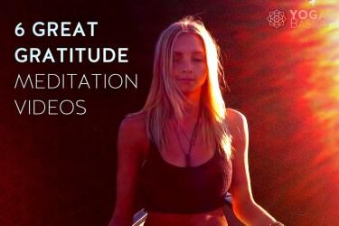 gratitude meditation videos