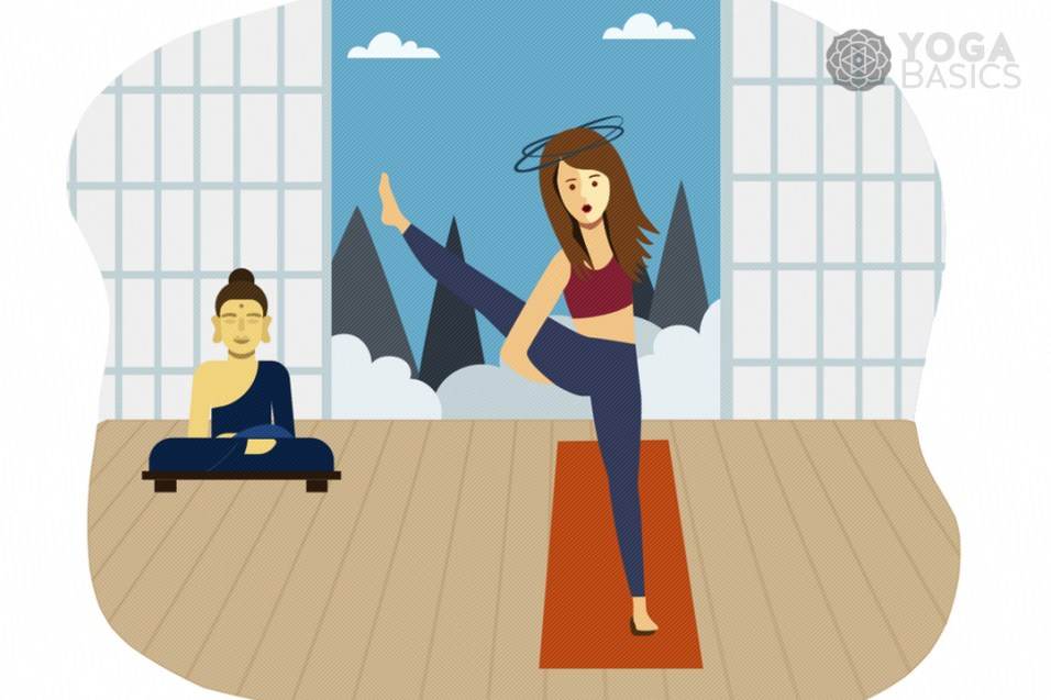 Dizziness and Lightheadedness During Yoga