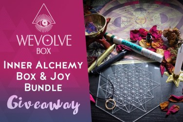 Yoga Giveaway: WEvolve Box