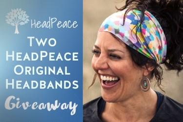 Yoga Headband giveaway