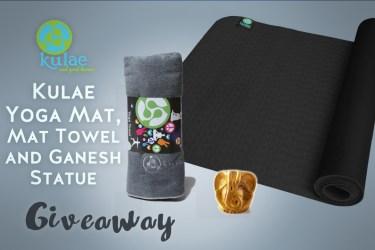 Kulae yoga giveaway