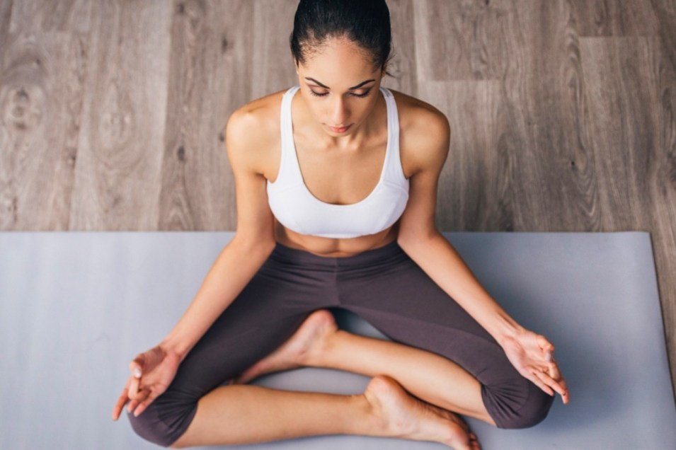 Diaphragmatic Breathing in Yoga