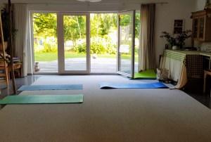 Cours de yoga à Malonne
