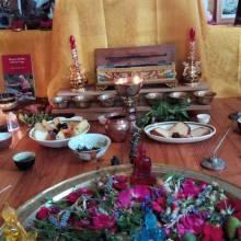Ouverture avec Puja