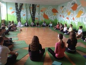 Mindfulness in the classroom is an approach that not only benefits students but also benefits teachers. Address the stress, trauma, and distraction that students and teachers alike face with mindfulness.
