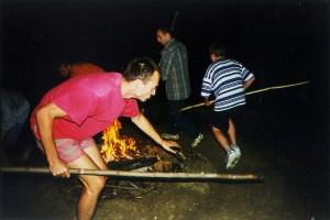 Mysliwskie Tance Ognia -Szczawnica