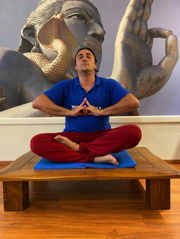Davide Russo Diesi - Certified Yoga Teacher 500 hrs