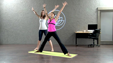 Online Office Yoga Classes | Download or Stream