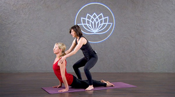 Hatha Yoga: Strength & Freedom - Online Hatha Yoga Class with Jackie Casal Mahrou