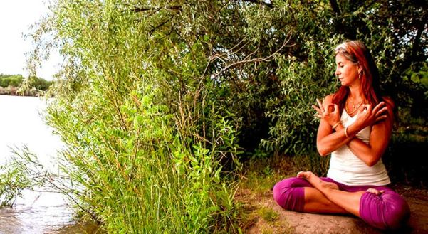 Pranayama to Ground & Calm the Mind - Online Pranayama Class with Maria Garre