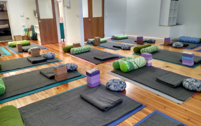 Musings on Restorative Yoga