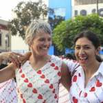 Soy paz, soy amor, soy poder, soy mujer: el mensaje de The Global Dress Movement