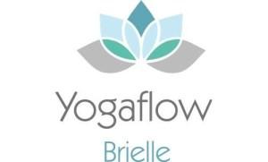 Logo Yogaflow Brielle Danielle Niesten